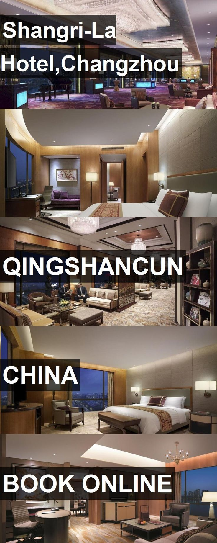 Shangri-La Hotel,Changzhou in Qingshancun, China. For more information, photos, reviews and best prices please follow the link. #China #Qingshancun #travel #vacation #hotel