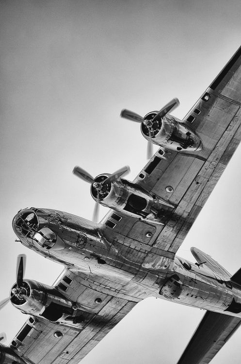 B-17...WW2 planes are really something.... From my early childhood to now my favorite plane..... To think of hundreds of these flying overhead!