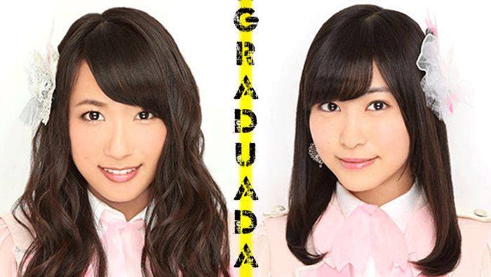 Mukaida Manatsu y Sato Seira anuncian su graduación de SKE48