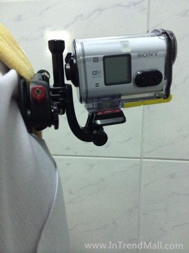 Capture POV Camera Clip : using with Sony Actions Camera (INTRENDMALL)