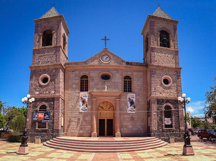 Church Visit - Best things to do in La Paz, Mexico | The Planet D