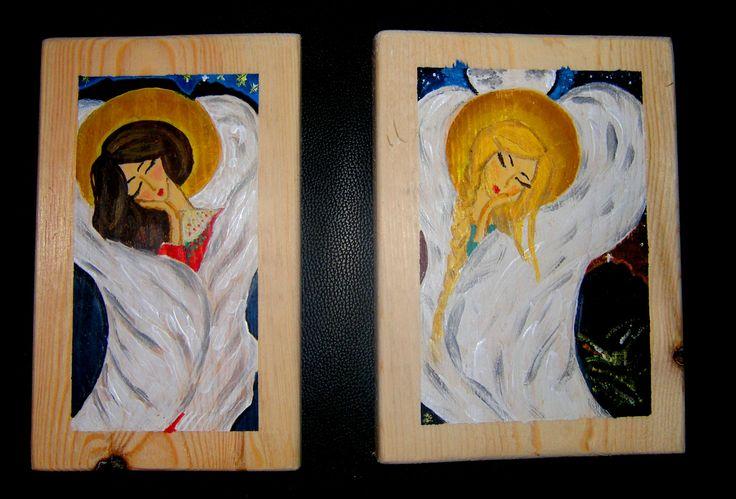 ANGEL My <3  S.K. Acryl