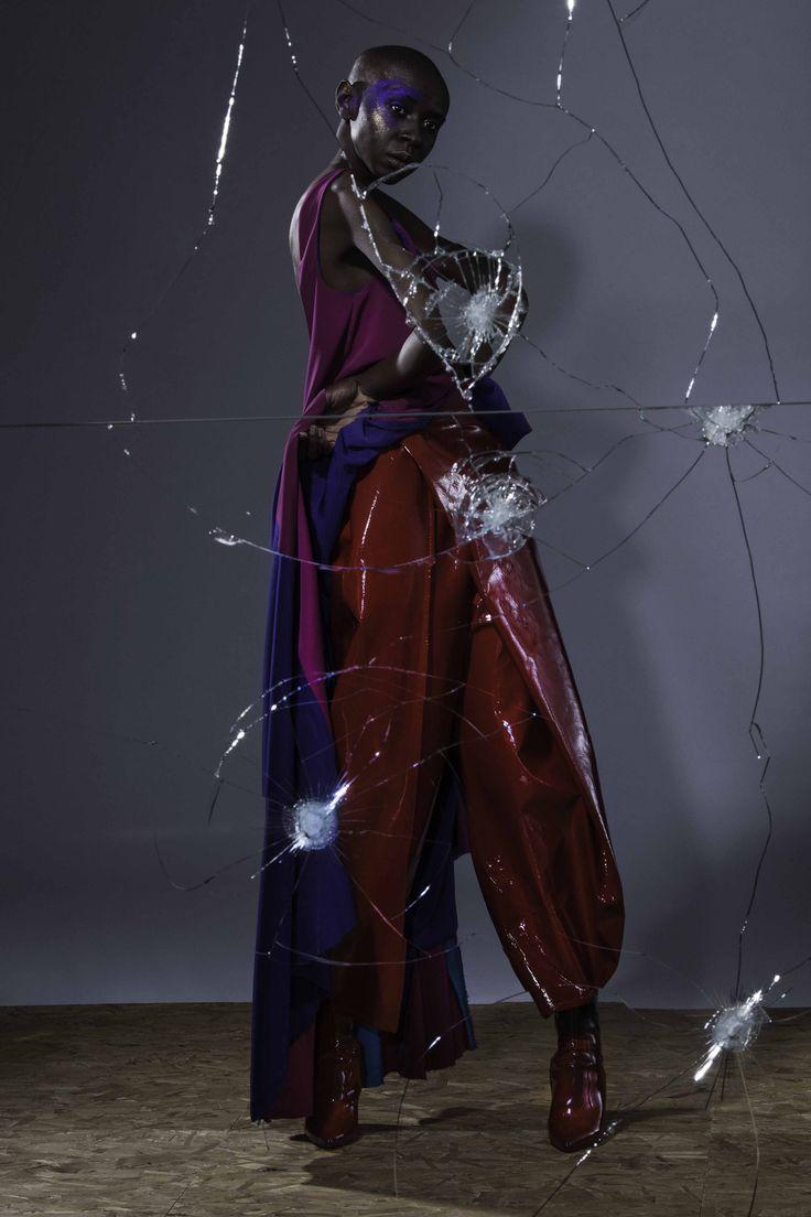 Designer Elizabeth Bickford-Sawkins, Fashion Design BA (Hons) 2016