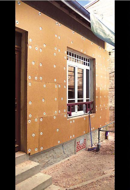 Isonat duoprotect 180 le panneau homog ne support d for Type d enduit exterieur