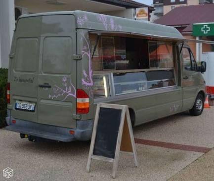 23 Ideas Food Truck Design Vehicles Wheels For 2019 Food Design