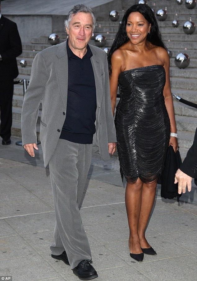 Grace Hightower + Robert de Niro