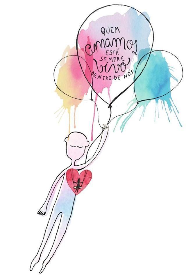 Estas 10 delicadas ilustrações ajudam a lidar com o luto e a morte