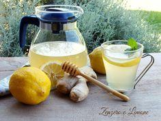 limonata allo zenzero