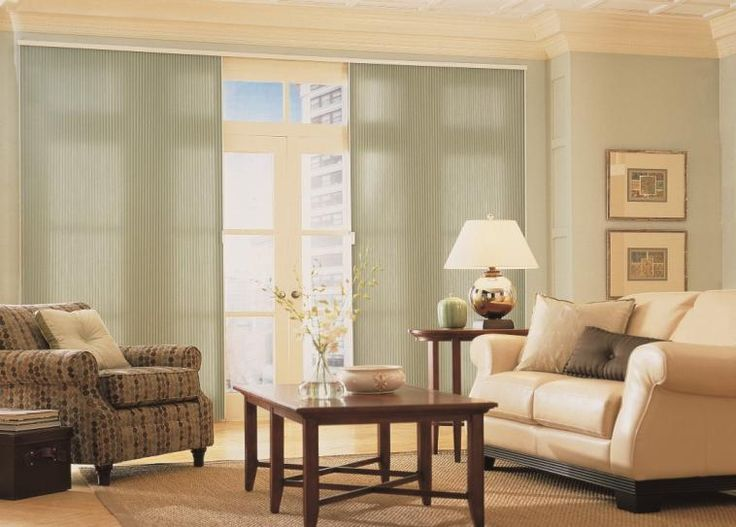 Sliding Door Blinds Patio Window Coverings Budget