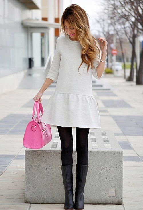 zara-dresses-the-fab-shoes-fucsia-1~look-main