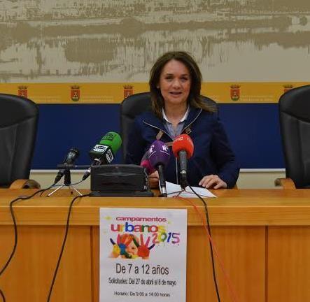 El equipo de Gobierno oferta 790 plazas para niños y jóvenes en los programas de Vacaciones y Campamentos Urbanos - 45600mgzn