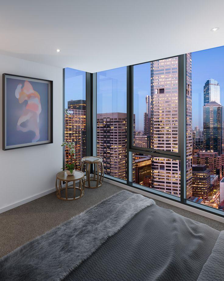 MelbourneOne apartments.
