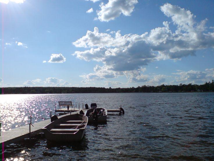 Dock in northern wisconsin cabins in wisconsin