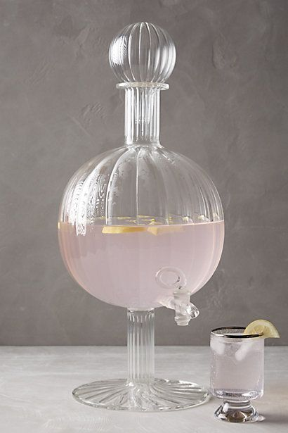 Garonne Beverage Dispenser - anthropologie.eu... I love this so much! If only...