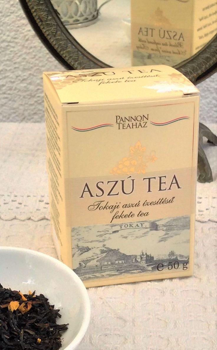 Tokaj wine tea