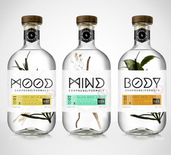 Herbalist & Alchemist (Student Work) on Packaging of the World - Creative Package Design Gallery