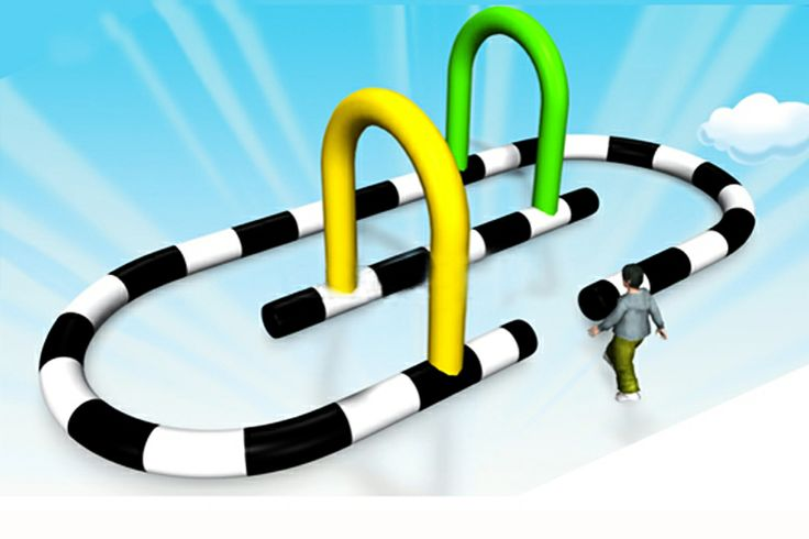 RACE TRACK - Fancy having your kids race in F1? Blow up your own track and let the kids race through it for hours of fun! Comes complete with 2 motorized cars for racing! Inflated size at 1000cm (L) x 400cm (W) x 280cm (H). Visit our website - www.playful-elves.com.sg - for more details.