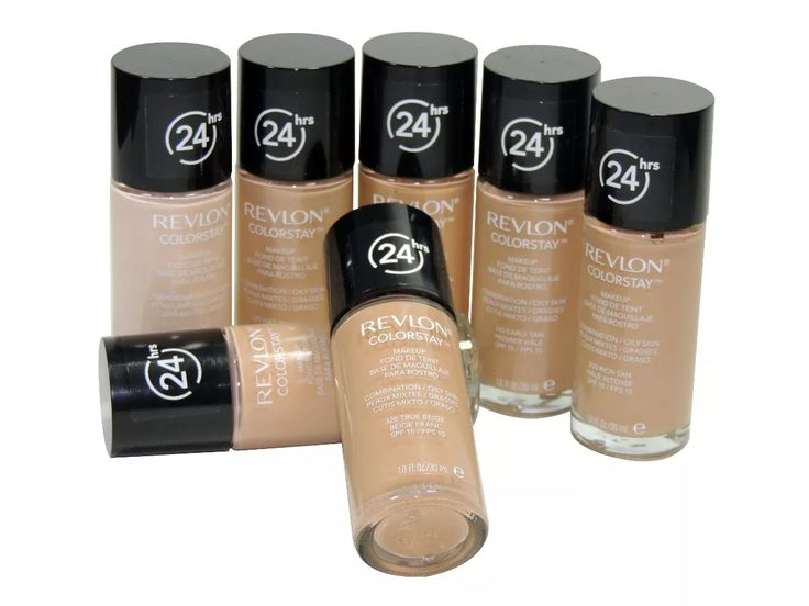 base revlon colorstay 24hrs pele oleosa original