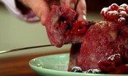 Paul Hollywood - Receita de sobremesa de pão de framboesa e chocolate branco | globo.tv