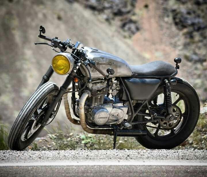 Kawasaki z440 cafe racer