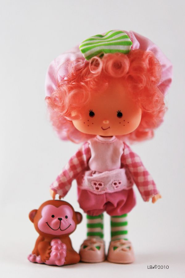 [KENNER] Strawberry Shortcake - Raspberry Tart and Rhubarb