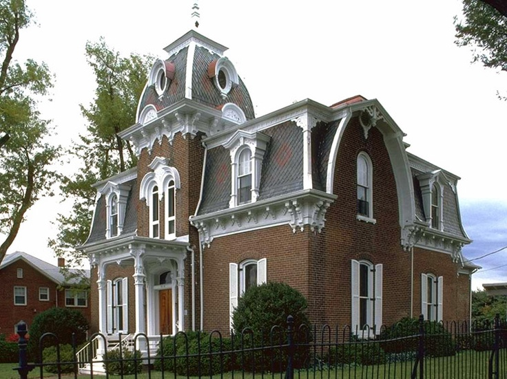 Evans House In Salem Virginia Victorian ArchitectureArchitecture Interior DesignAmazing