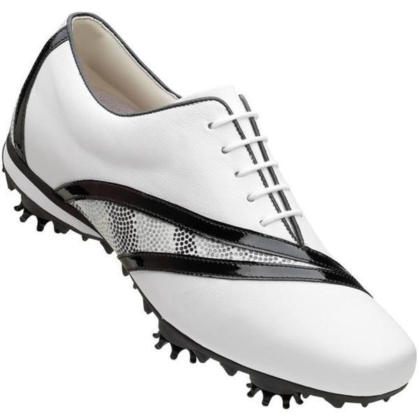 Footjoy Womens Golf Shoes - Womens Footjoy Lopro Golf Shoes FootJoy
