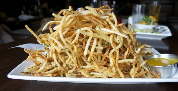 August 12 is National Julienne Fries Day