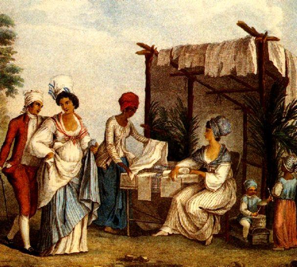 Black History People Az   History of the Creoles in Louisiana