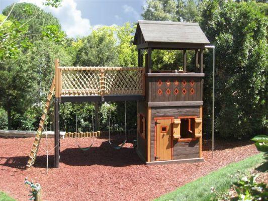 L&jg stickley furniture plans, Playhouse Fort Plans ...