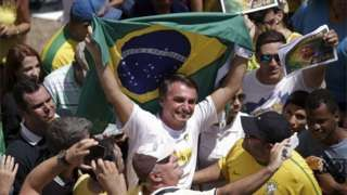 Image copyright                  Reuters                  Image caption                     Jair Bolsonaro has courted controversy before with homophobic rhetoric   On Sunday, 511 lawmakers took turns in Brazil's lower house of Congress to vote on whether impeachment proceedings against President Dilma Rousseff should go ahead.  Among the often impassioned statements they gave, one touched a raw nerve in Brazil and highlighted divisions in the country