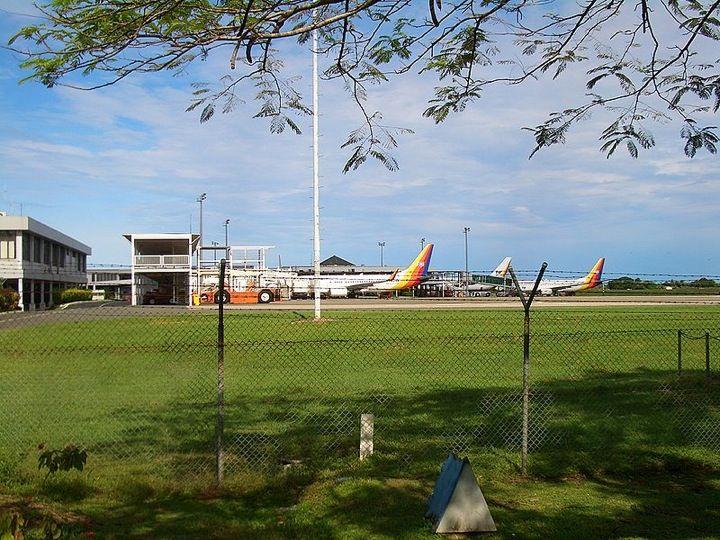 Nadi International Airport (NAN) in Nadi, Western