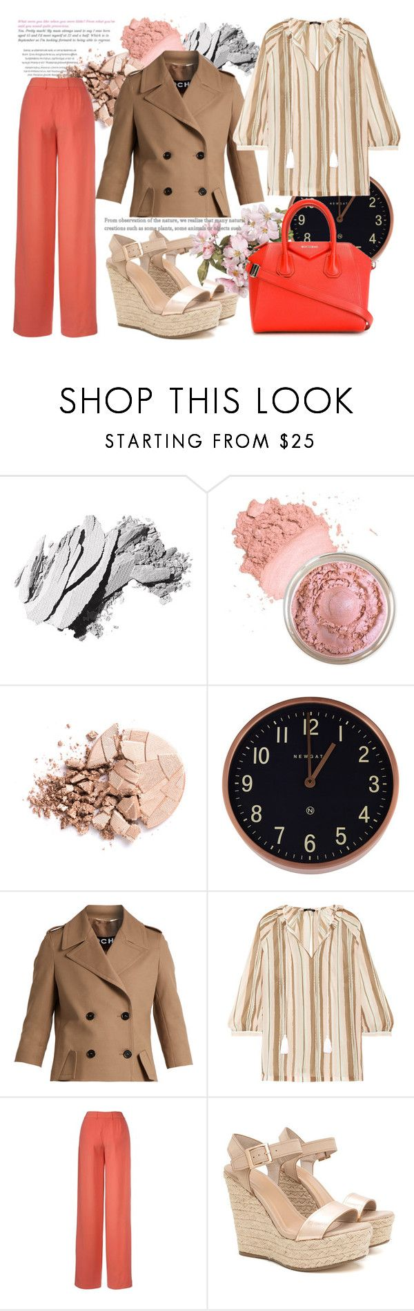 """outfit"" by aletraghetti on Polyvore featuring moda, Bobbi Brown Cosmetics, Anastasia Beverly Hills, Newgate, Rochas, Raoul y Givenchy"