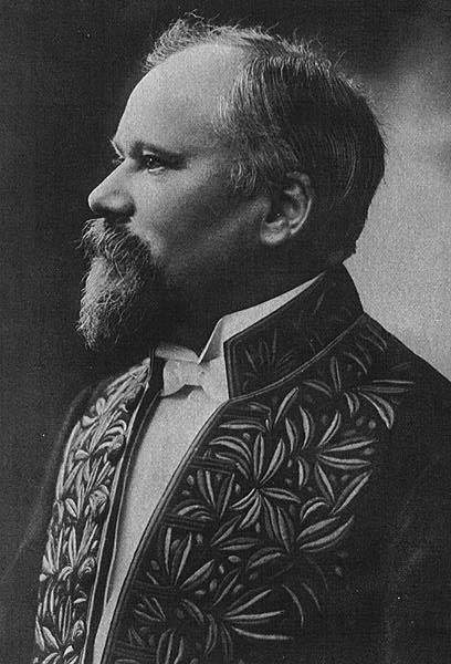 As the French delegation arrived in Russia on 20 July 1914, what would later become the most famous diplomatic crisis in history had truly begun. #History #FirstWorldWar #July1914  (Raymond Poincaré, public domain via Wikimedia Commons)