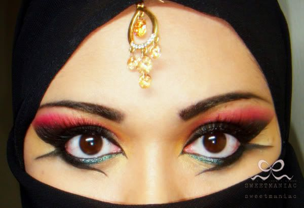 1000+ Images About Arabic Make Up On Pinterest | Muslim Women Niqab And Cleopatra