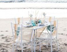 35 Cool Beach Bridal Shower Ideas
