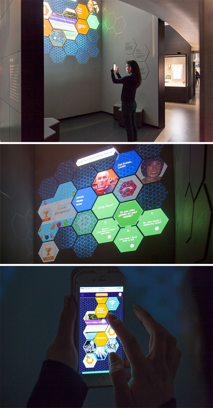 ISODESIGN The Cell Information Age Gallery Science
