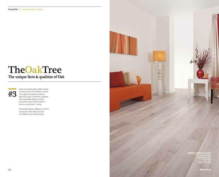 Grand Oak Timber Flooring: Grand Oak Brochure P9
