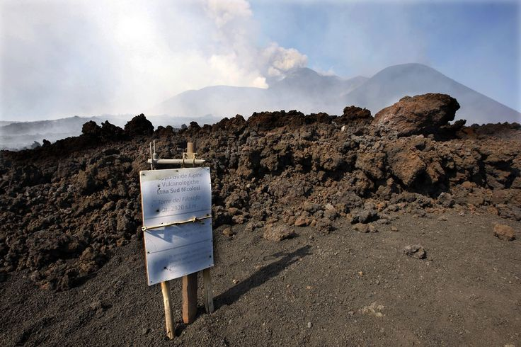 View from 2920mt at Torre del Filosofo #Etna South