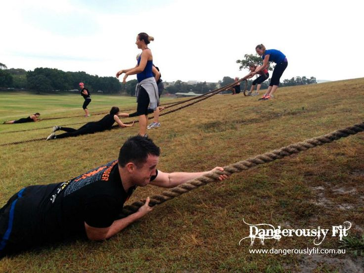 Hard core Saturday for the Spartan Team! Luckily the rain was here to cool them down during their intense effort! What an impressive work team, we keep pushing your limits and you accept the challenge no matter what! We are very proud of you. See you next Saturday for more madness!  http://www.dangerouslyfit.com.au/