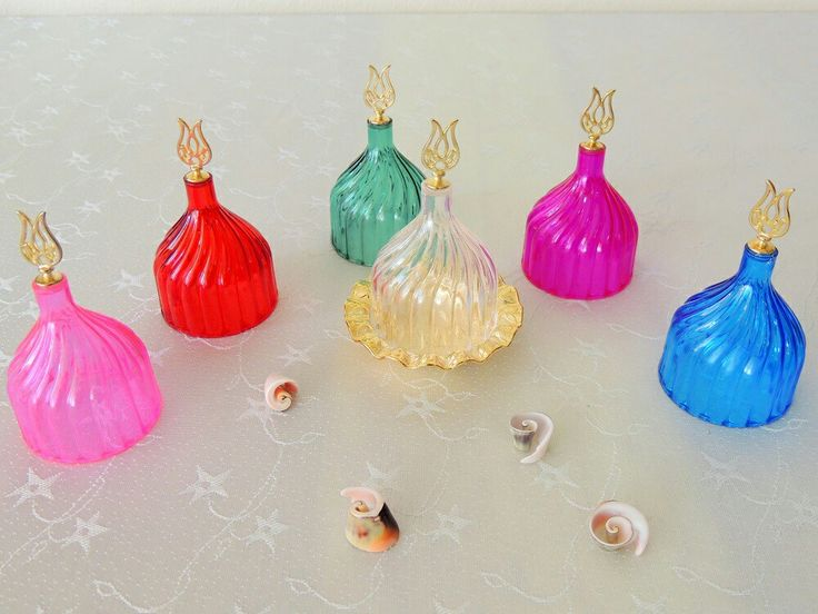 Akrilik Lokumluklar  6 farklı renk seçeneği