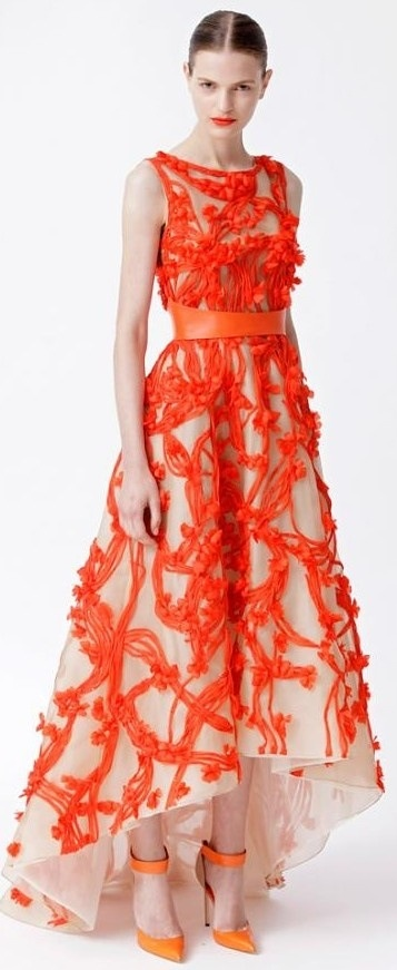 Monique Lhuillier Resort 2013