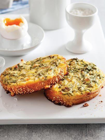 Yumurtalı ekmek Tarifi - Parti Yemekleri - Yemek Tarifleri