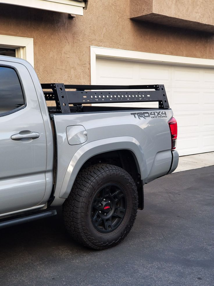 """MAX Modular 10"""" TACO MAX Toyota Bed Rack Review"""