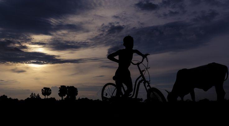 Boy on Bike by Sharon Cunningham | Photo Critic Shot of the Week, 24 September 2017