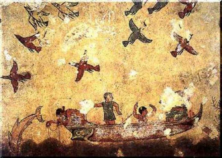 Inspiration for my novel The Etruscan