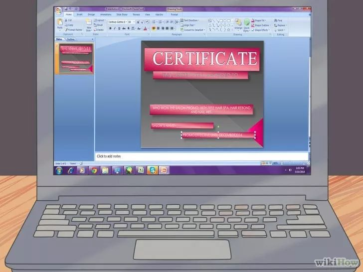 The 25+ best Make a certificate ideas on Pinterest Kindergarten - how to make certificates in word