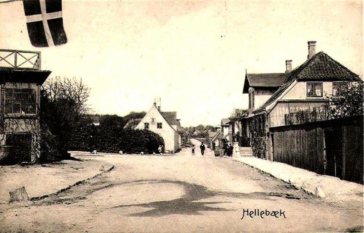 Hellebæk - Strandvejen