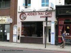 Addie's, 121 Earls Court Road London SW5 9RL - Thai Restaurant in London