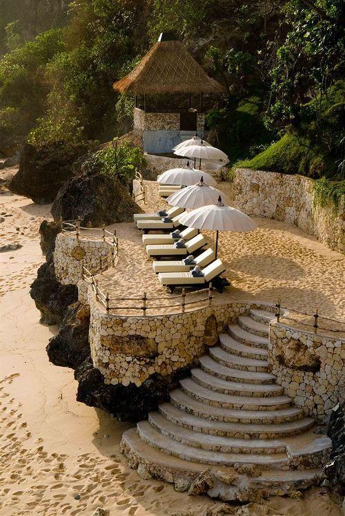 Beach Steps, Bali